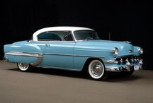 Chevrolet Pre 1955 / by Adam Lang