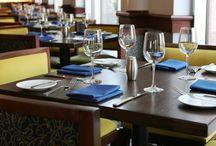 Forque Kitchen & Bar / HQue Bar  / If you're staying with us be sure to visit our delicious onsite restaurant and bar!