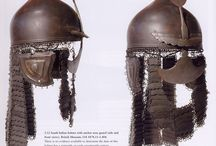 Indian (Southern) helmet, this helmet is similar to the Ottoman chichak helmet