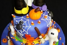 Cakes for Halloween !