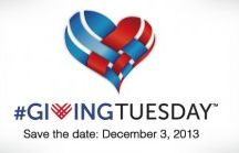 Giving Tuesday / Join the movement. Day of Giving the day after cyber Monday each year. Donate to Food First/Institute for Food and Development Policy at http://foodfirst.org/get-involved/support-ff/become-a-member/