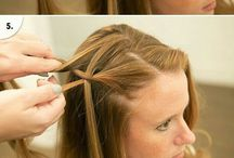 tutorial hair