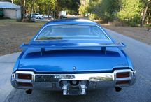 Modified Oldsmobile 442 (2nd generation) / Modified Oldsmobile 442 (2nd generation)