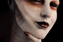 H.R.Giger Makeup