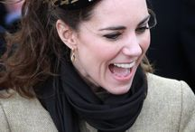 Kate's Expressions and Smiles