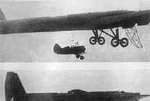Tupolev airplanes