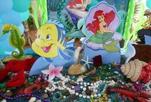 Fi's Turning Three Under the Sea / by Gena Fuchs-Koehler