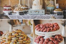 Dessert Tables / by Amber Manning
