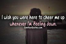 Feeling lonely.....