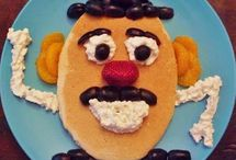 Fun food / by Must Be Crafty