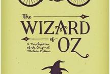 Wizard of oz / Follow the yellow brick road!