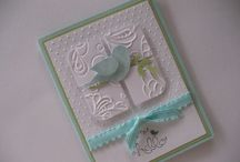 Stampin Up-Using Punches/Folders / by Stephanie Sheridan