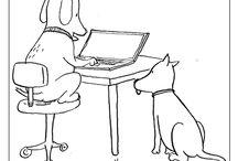 Social Media Cartoons / by Sorav Jain