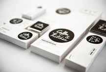 web & branding design / great examples of web and branding design, business cards and logos