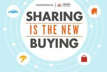 Sharing is Caring / Share economy ideas