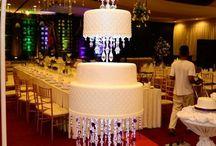 подвесной торт