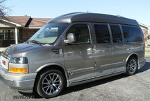 7 Passenger Vans