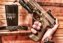 strelné zbrane