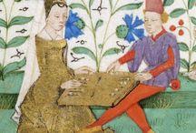 Rozrywki w średniowieczu