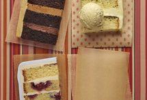 Cake fillings & frosting