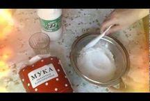 Тесто соленое