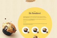 web design/food