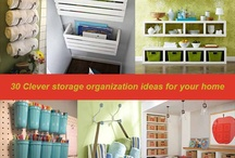 Home Storage Ideas / More storage ideas!