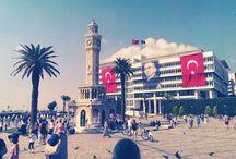Izmir / Voyages, année Erasmus en Turquie.
