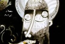 | Arabian and Orientalist Art |