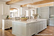 Inspiration - Rustic Kitchens