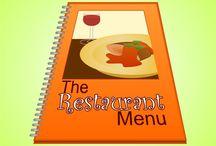 menu / by Jeana Jackson