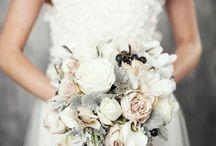 Bouquet da sposa inverno