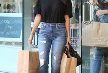 Kourtney's Look