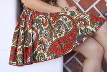 Patterns, colours, textures & shapes