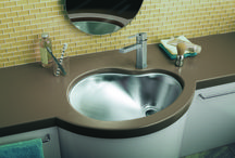 Beautiful Baths / Bring the style, beauty, and durability of Elkay into your new bathroom design.