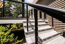 Deck Transformations / New cable railings install.