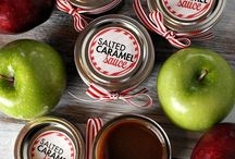 Canned food / Salted caramel
