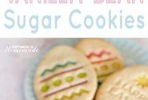 Sütik/Cookies
