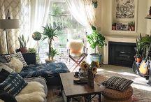 Bohemian Apartment ideas:)