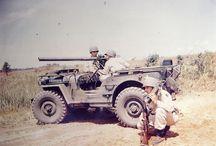 Jeep's Militares