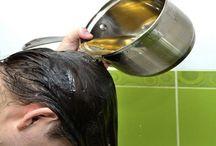 Olio ricino per capelli