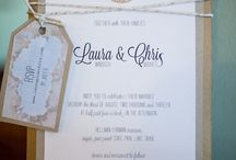 Wedding invitation - Inspiration