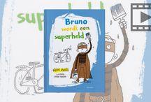 Boekenfilmpjes / Trailers van kinderboeken