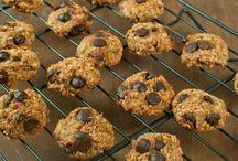 Dulces y galletas sanas