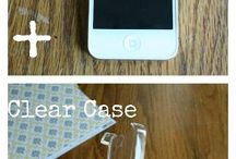 iPhone Cases DIY