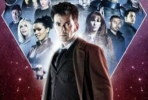 Doctor Who awesomeness / Just as the title says!!! / by Alexandra Walborn