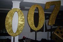 007 party theme..