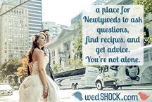 Wedshock / Wedshock articles for Brides to Be and Newlyweds.