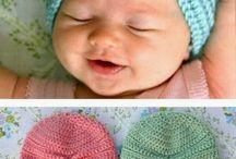 Baby. Crochet