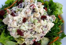 Weight Watchers Salads.... / by Debbie Williams